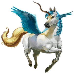 den guddommelige hesten bellahjørning